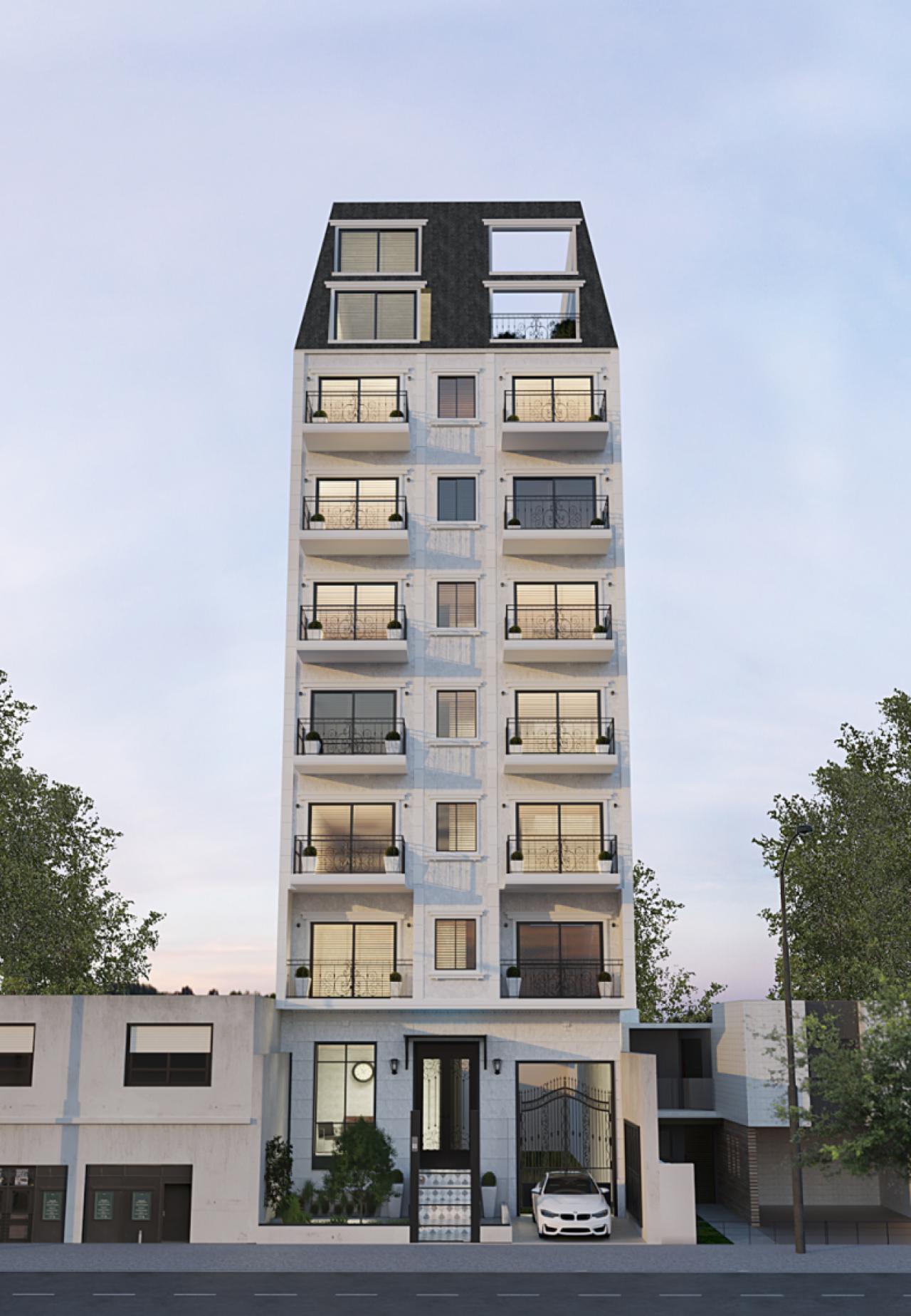 Edificio HARMONY - Dúplex con Terraza en Construcción ( San MIguel)